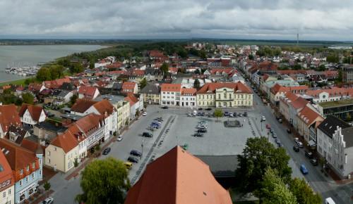 Puff aus Ribnitz-Damgarten